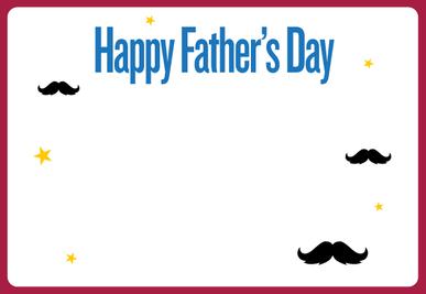Father's Day E-Card (Digital) Cover