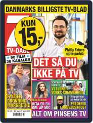7 TV-Dage Magazine (Digital) Subscription May 30th, 2020 Issue
