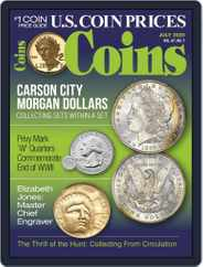 Coins Magazine (Digital) Subscription July 1st, 2020 Issue