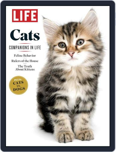 LIFE Cats February 5th, 2019 Digital Back Issue Cover