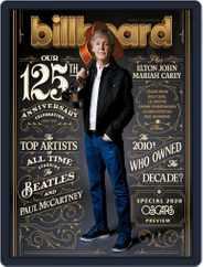 Billboard (Digital) Subscription November 16th, 2019 Issue