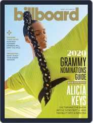 Billboard (Digital) Subscription December 7th, 2019 Issue
