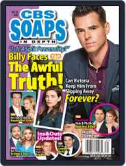 CBS Soaps In Depth (Digital) Subscription September 30th, 2019 Issue