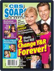 CBS Soaps In Depth (Digital) Subscription October 28th, 2019 Issue