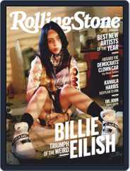 Rolling Stone (Digital) Subscription August 1st, 2019 Issue