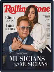 Rolling Stone (Digital) Subscription November 1st, 2019 Issue