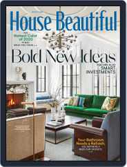 House Beautiful (Digital) Subscription March 1st, 2020 Issue