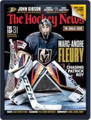 The Hockey News (Digital) Subscription January 7th, 2019 Issue