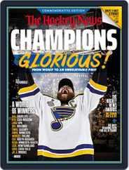 The Hockey News (Digital) Subscription June 19th, 2019 Issue