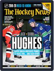 The Hockey News (Digital) Subscription September 6th, 2019 Issue
