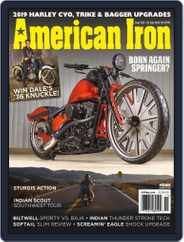 American Iron (Digital) Subscription September 4th, 2018 Issue
