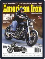 American Iron (Digital) Subscription December 3rd, 2018 Issue