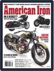 American Iron (Digital) Subscription April 30th, 2019 Issue