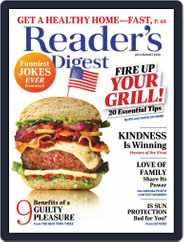 Reader's Digest Digital Magazine Subscription July 1st, 2020 Issue