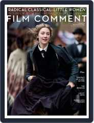 Film Comment (Digital) Subscription November 1st, 2019 Issue