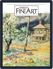 American Fine Art (Digital) Subscription May 1st, 2018 Issue