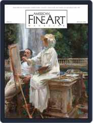 American Fine Art (Digital) Subscription September 1st, 2018 Issue