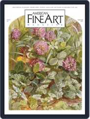 American Fine Art (Digital) Subscription March 1st, 2019 Issue