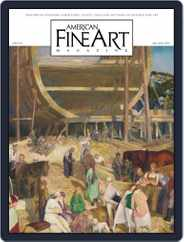 American Fine Art (Digital) Subscription May 1st, 2019 Issue