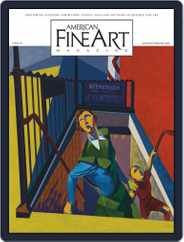 American Fine Art (Digital) Subscription January 1st, 2020 Issue