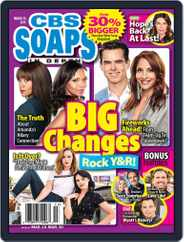 CBS Soaps In Depth (Digital) Subscription March 30th, 2020 Issue
