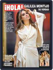 Hola! Mexico (Digital) Subscription February 13th, 2020 Issue