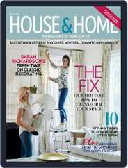 House & Home (Digital) Subscription April 1st, 2019 Issue