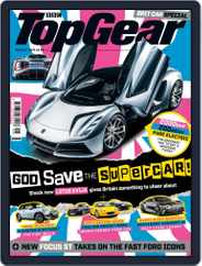 BBC Top Gear (digital) Subscription August 1st, 2019 Issue