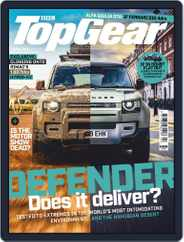 BBC Top Gear (digital) Subscription April 1st, 2020 Issue