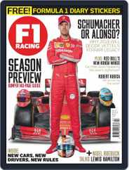 F1 Racing UK (Digital) Subscription March 1st, 2019 Issue