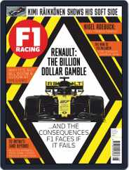 F1 Racing UK (Digital) Subscription August 1st, 2019 Issue