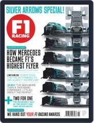 F1 Racing UK (Digital) Subscription January 1st, 2020 Issue