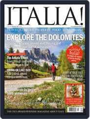Italia (Digital) Subscription September 1st, 2019 Issue
