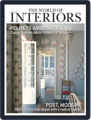 The World of Interiors (Digital) Subscription March 1st, 2019 Issue