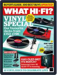 What Hi-Fi? Sound and Vision (Digital) Subscription May 1st, 2019 Issue