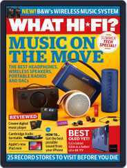 What Hi-Fi? Sound and Vision (Digital) Subscription July 1st, 2019 Issue