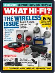 What Hi-Fi? Sound and Vision (Digital) Subscription October 1st, 2019 Issue