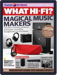 What Hi-Fi? Sound and Vision (Digital) Subscription January 1st, 2020 Issue