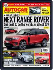 Autocar (Digital) Subscription April 15th, 2020 Issue