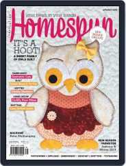 Australian Homespun (Digital) Subscription April 1st, 2019 Issue