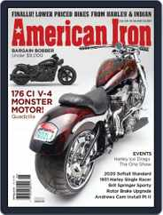 American Iron (Digital) Subscription March 26th, 2020 Issue