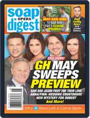Soap Opera Digest (Digital) Subscription May 4th, 2020 Issue