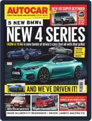Autocar (Digital) Subscription May 6th, 2020 Issue