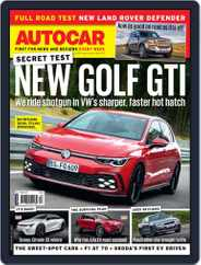 Autocar (Digital) Subscription May 13th, 2020 Issue