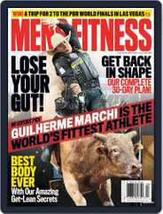 Men's Fitness (Digital) Subscription April 1st, 2017 Issue