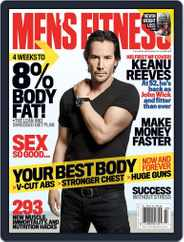Men's Fitness (Digital) Subscription March 1st, 2017 Issue