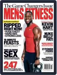 Men's Fitness (Digital) Subscription October 1st, 2016 Issue