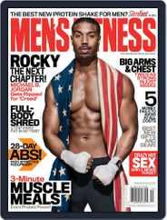 Men's Fitness (Digital) Subscription December 1st, 2015 Issue