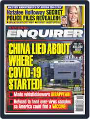 National Enquirer (Digital) Subscription May 25th, 2020 Issue