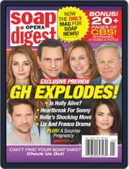 Soap Opera Digest (Digital) Subscription May 25th, 2020 Issue